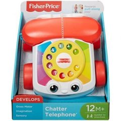 Іграшка-каталка Веселий телефон Fisher-Price